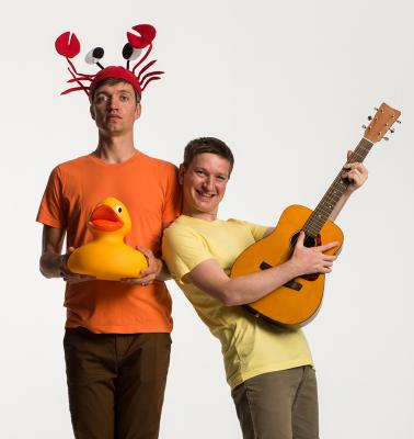 Mole & Gecko: THE SHOW - Canada Water Theatre