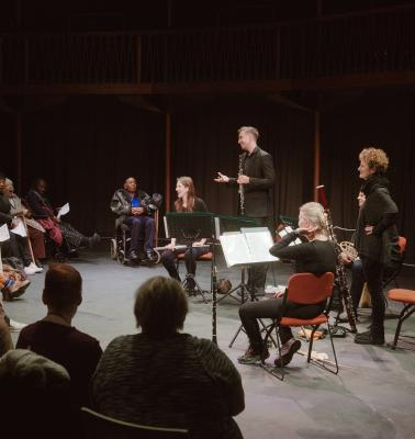 Comfortable Classical: Relaxed Concerts with City  of London Sinfonia - Canada Water Theatre