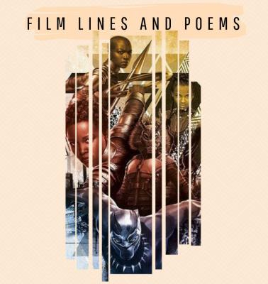 Film Lines and Poems - Canada Water Theatre