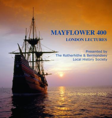 Mayflower 400 London Lectures The Mayflower Compacted, by Rita Cruise O Brien - Canada Water Theatre