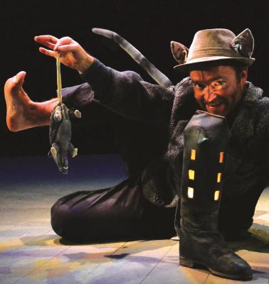 Puss in Boots - Canada Water Theatre