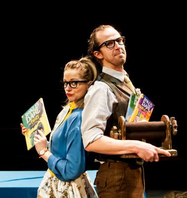 Roald Dahl and the Imagination Seekers - Canada Water Theatre